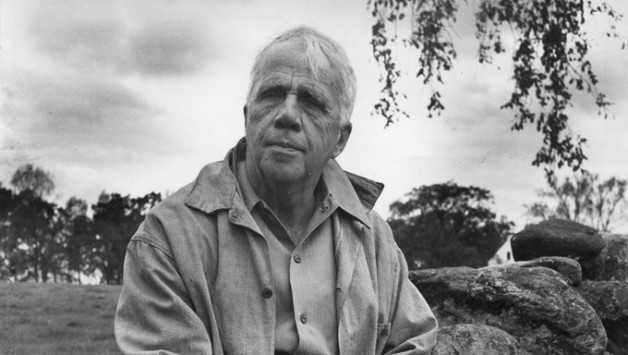 Churching Robert Frost