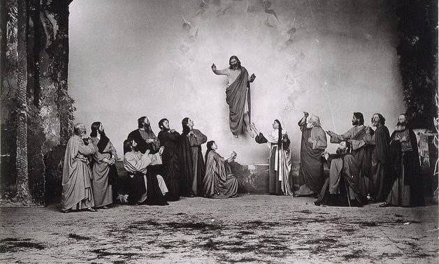 Photographing the Ascension