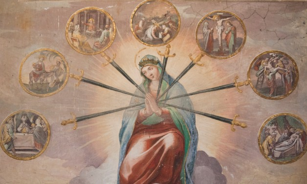 Mary's Sorrow and Discipleship