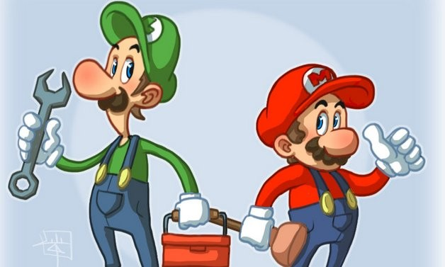 Save the world! (Be a plumber.)