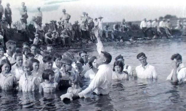 De-Baptism? Really?