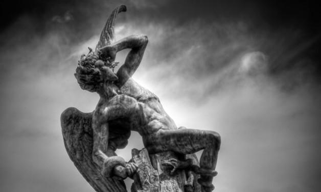 Original Tragedy: The Irony of Lucifer's Fall