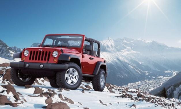 It's Only Human: Jeep Wranglers & What it Means to be Man