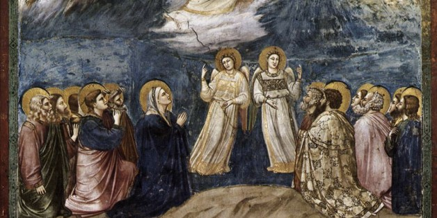 St. Dominic and the Ascension