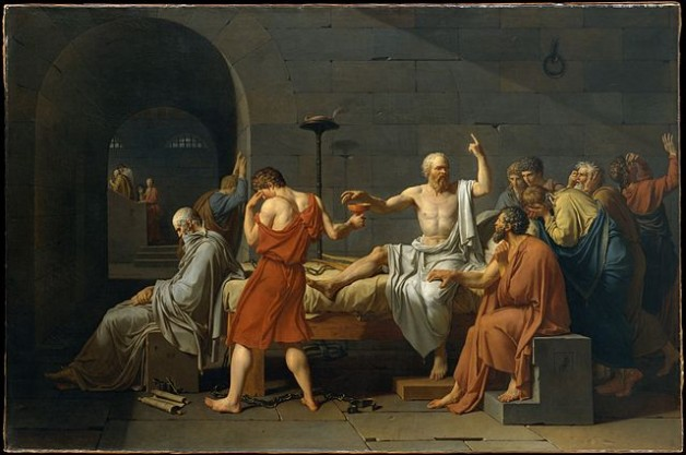 The Greeks Killed Socrates