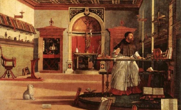 Saint Augustine: Ever Ancient and Yet Ever New