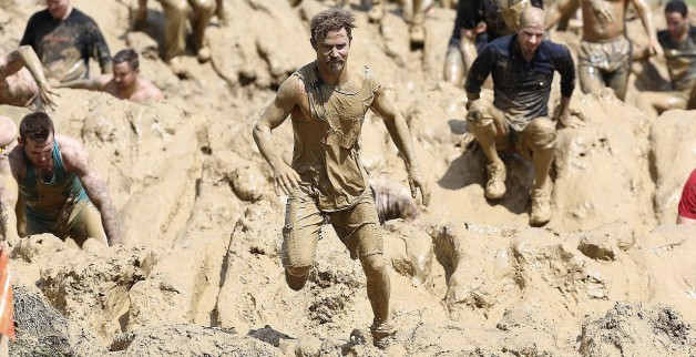 The Tough Mudder