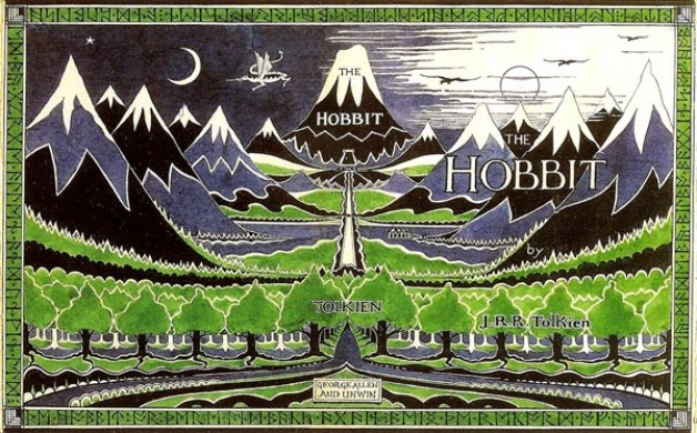 The Hobbit's Guide to the Spiritual Life