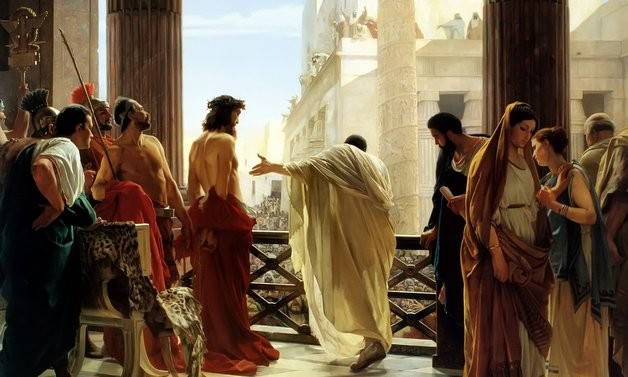 Pilate Said To Him