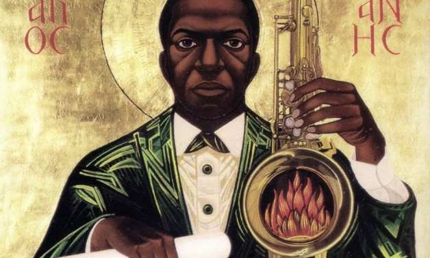 John Coltrane and the Saints