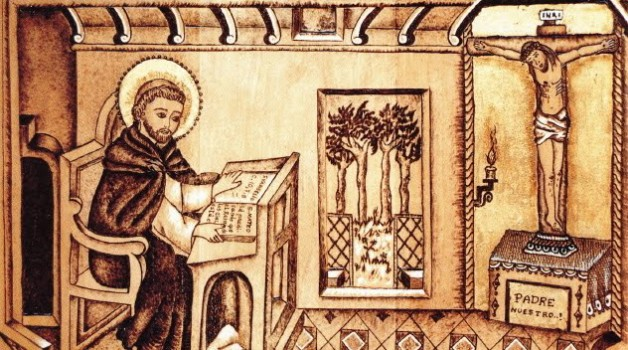 Pulling an All-Nighter: The Example of St. Dominic